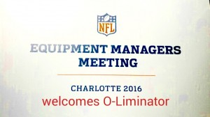 NFL Equipment Managers Meeting